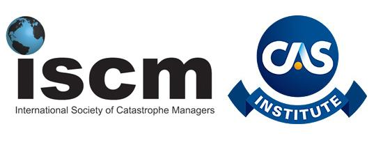 ISCM and iCAS Logos